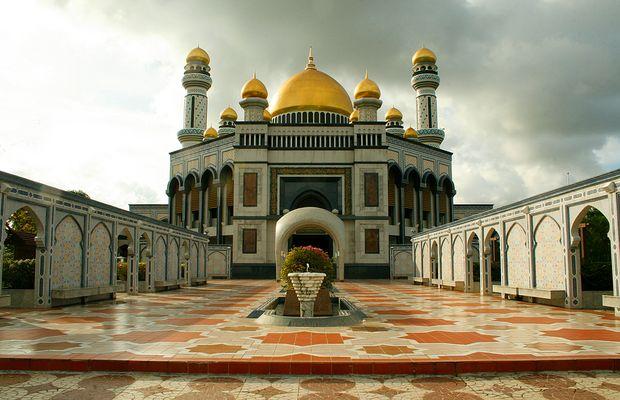 Moschee in BSB