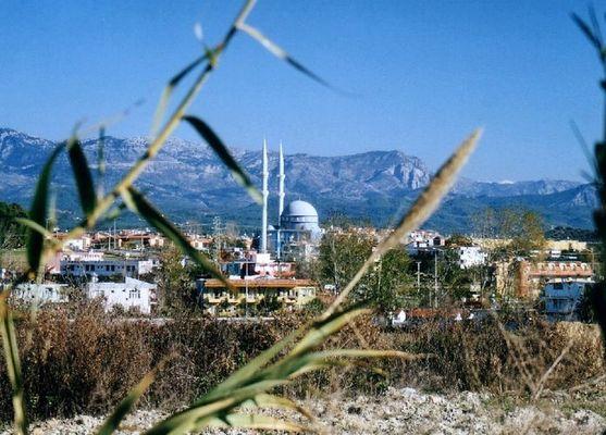 Moschee in Colakli-Side