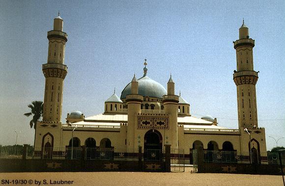 Moschee in Diourbel, Senegal