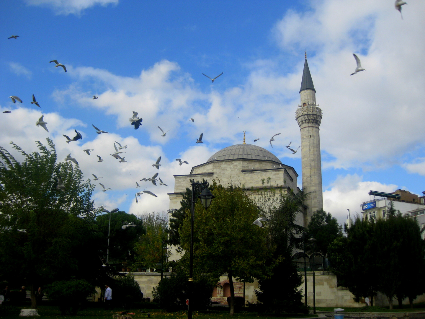 Moschee in Istanbul