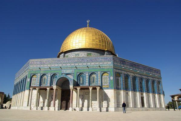 Moschee in Jerusalem
