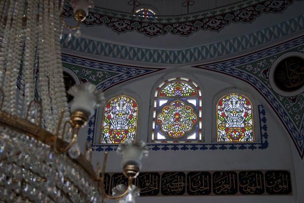 Moschee in Pamukkale #2