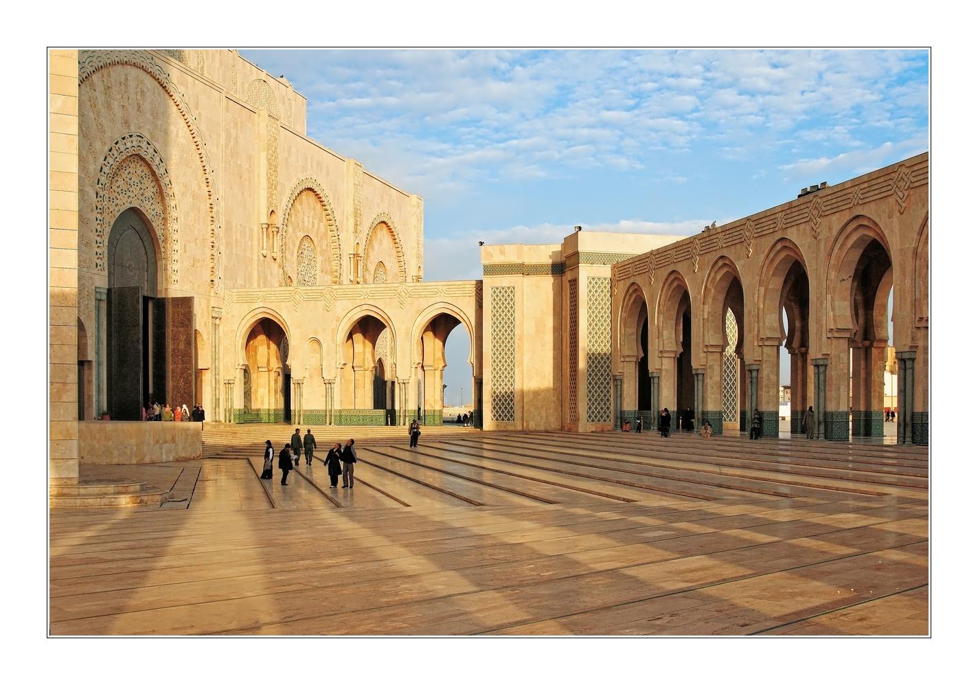 Moschee König Hassan II.
