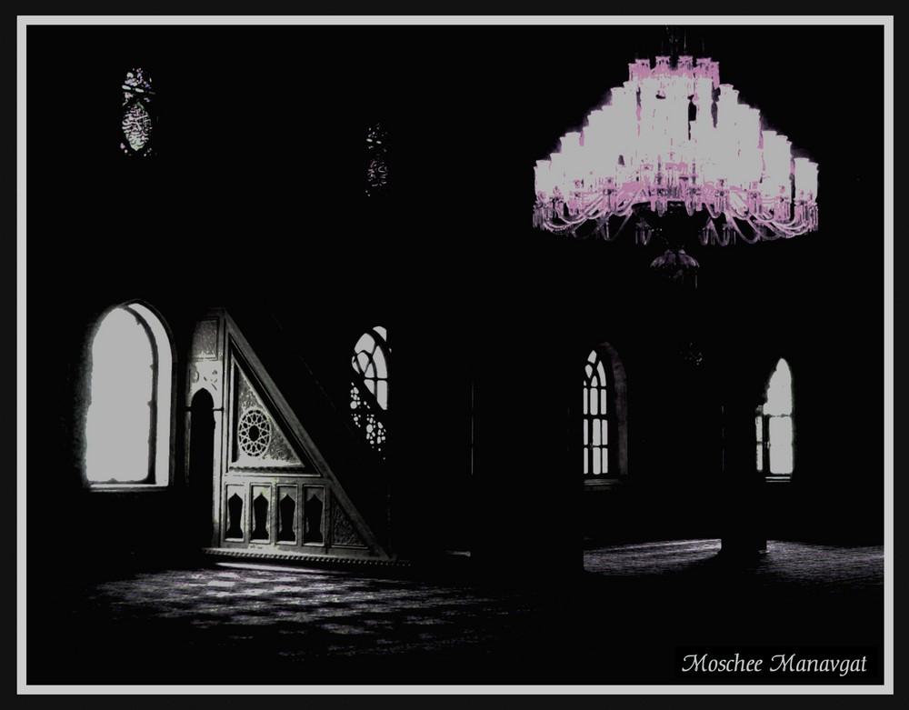 Moschee Manavgat - Türkei