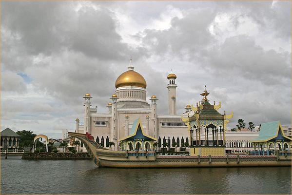 Moschee von Bandar Seri