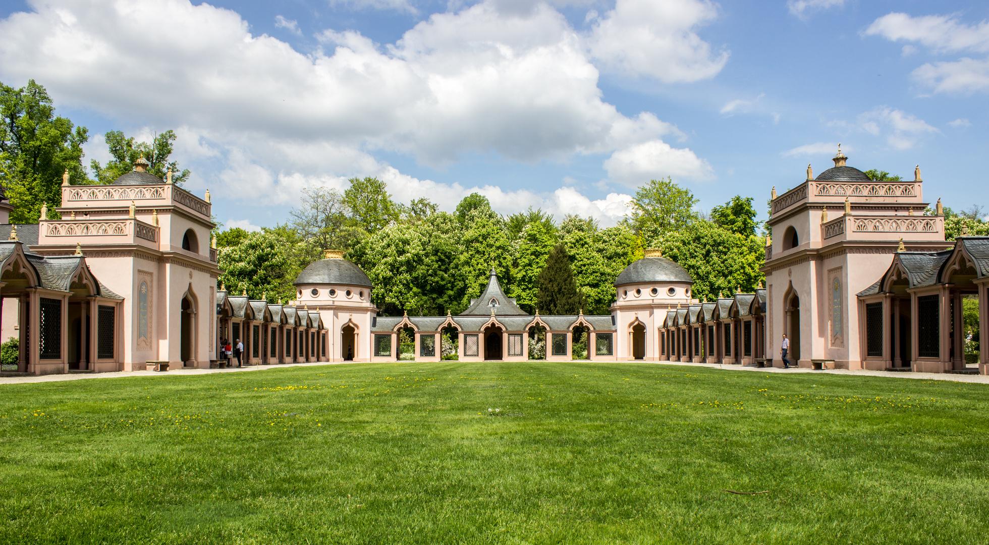 Moscheegarten im Schwetzinger Schloss 2