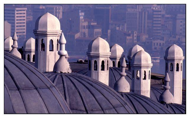 Moscheenkamine