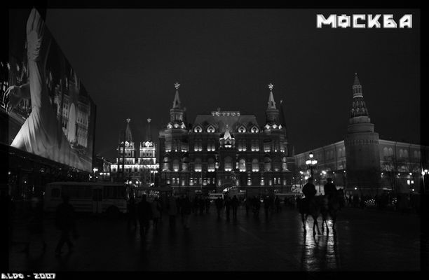 Moscou - Hiver 07