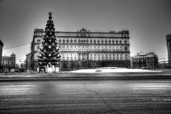 Moscow in winter I
