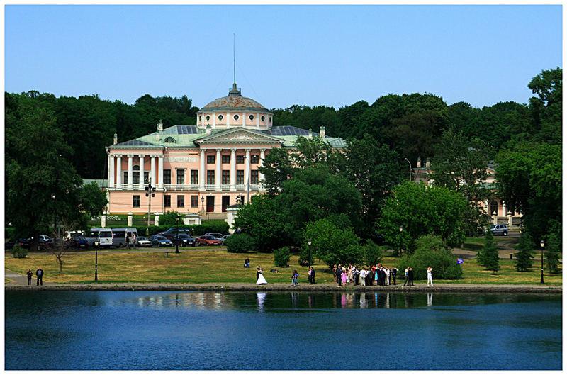 "Moscow manor ""Ostankino"""