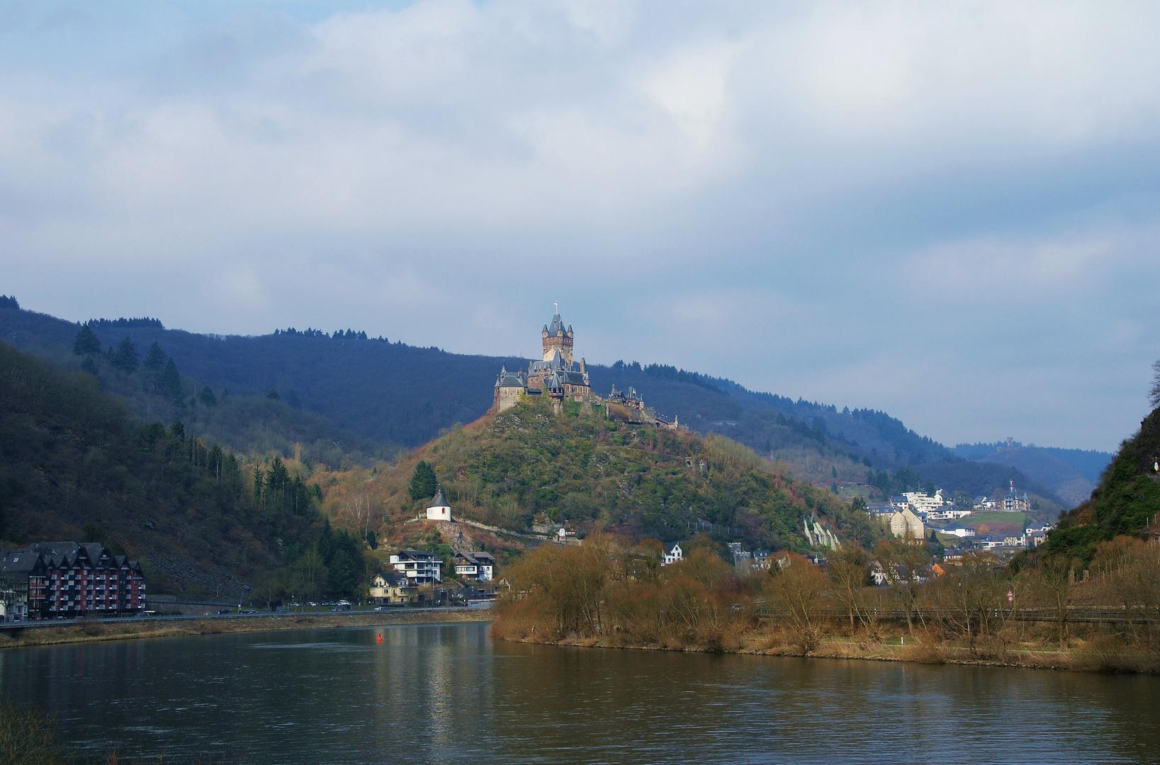 Mosel - Reichsburg Cochem