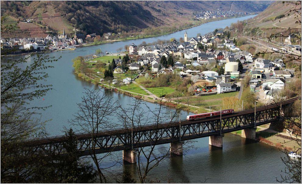 Moselbrücke Bullay