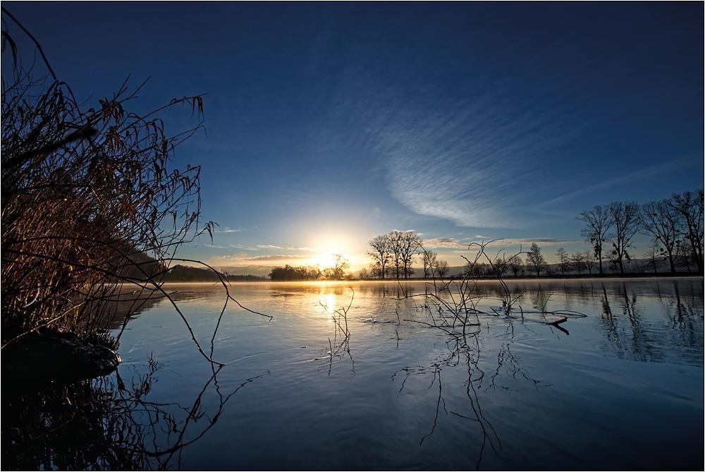 Mosella Sunrise