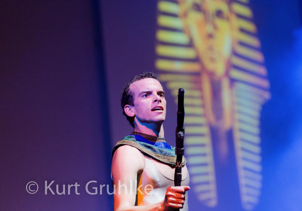 Moses, Pharao Ballett