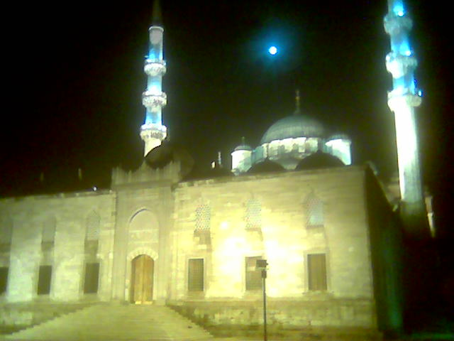 mosk and moon