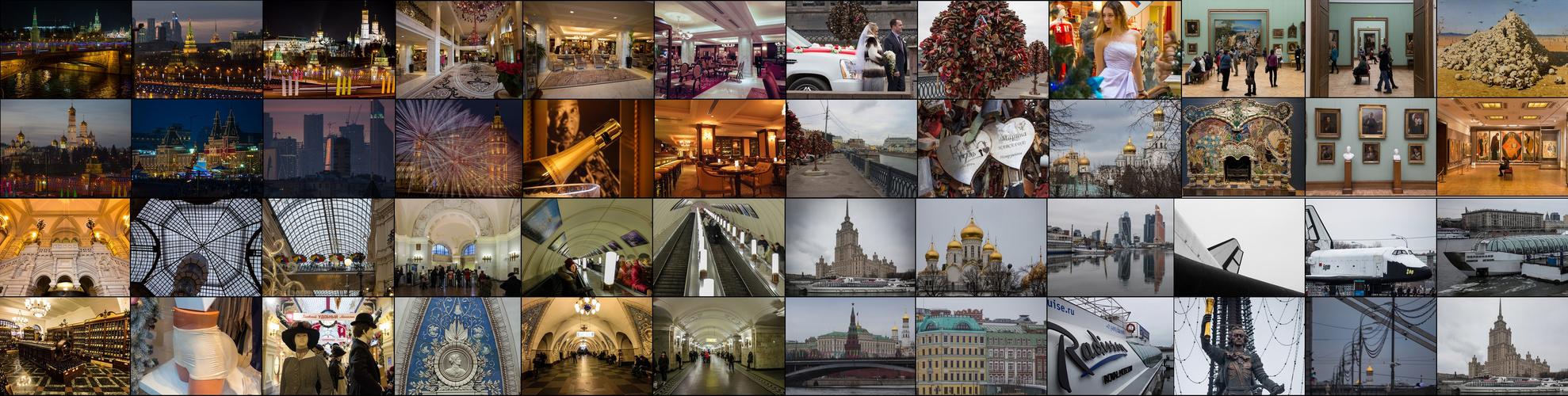 Moskau als bunter Reigen zum Jahreswechsel 2013/2014..............#12..2342#42/50
