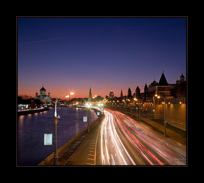 Moskau Impressionen I  // Impressions de Moscou I
