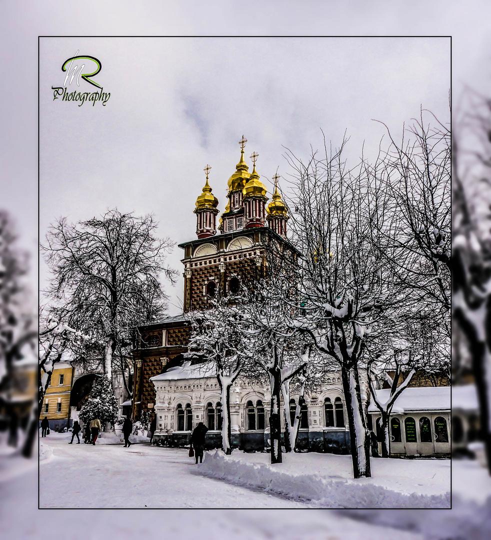 Moskau Kirche