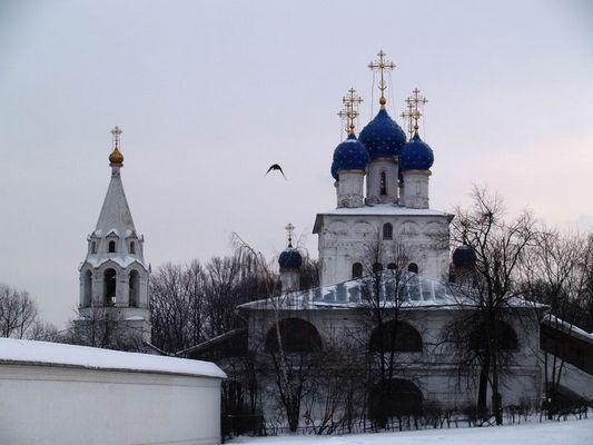 Moskau, Kolomenskoje