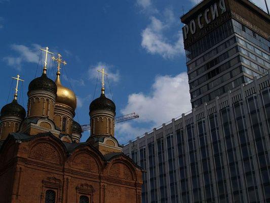 Moskau (Mai 2006)