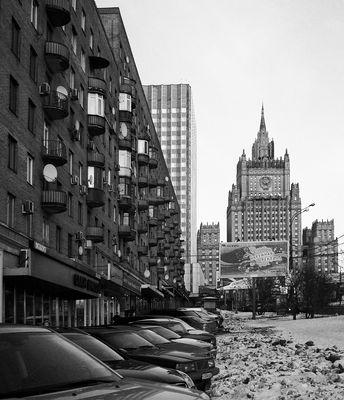 Moskau Metropole