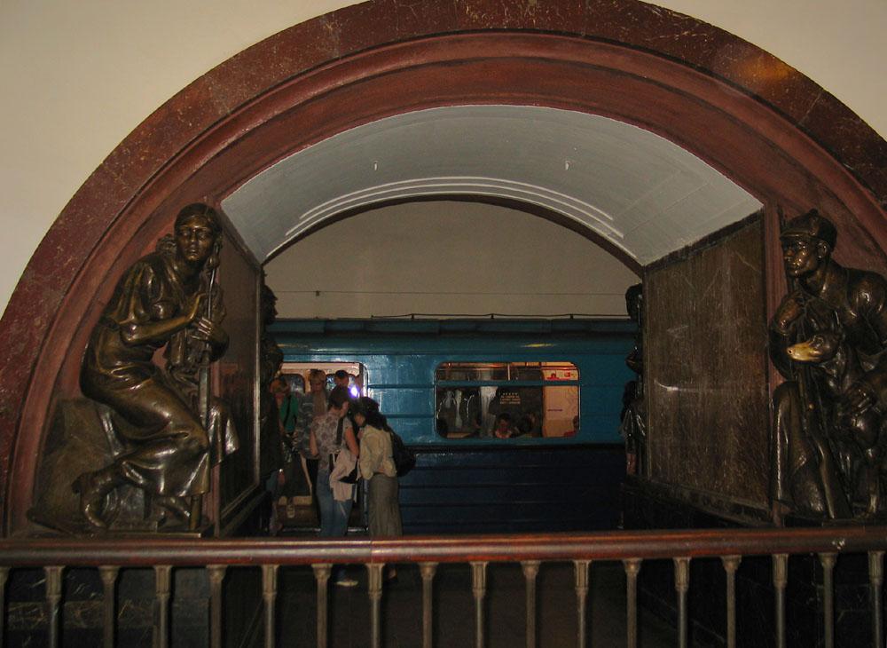 Moskaureise 12