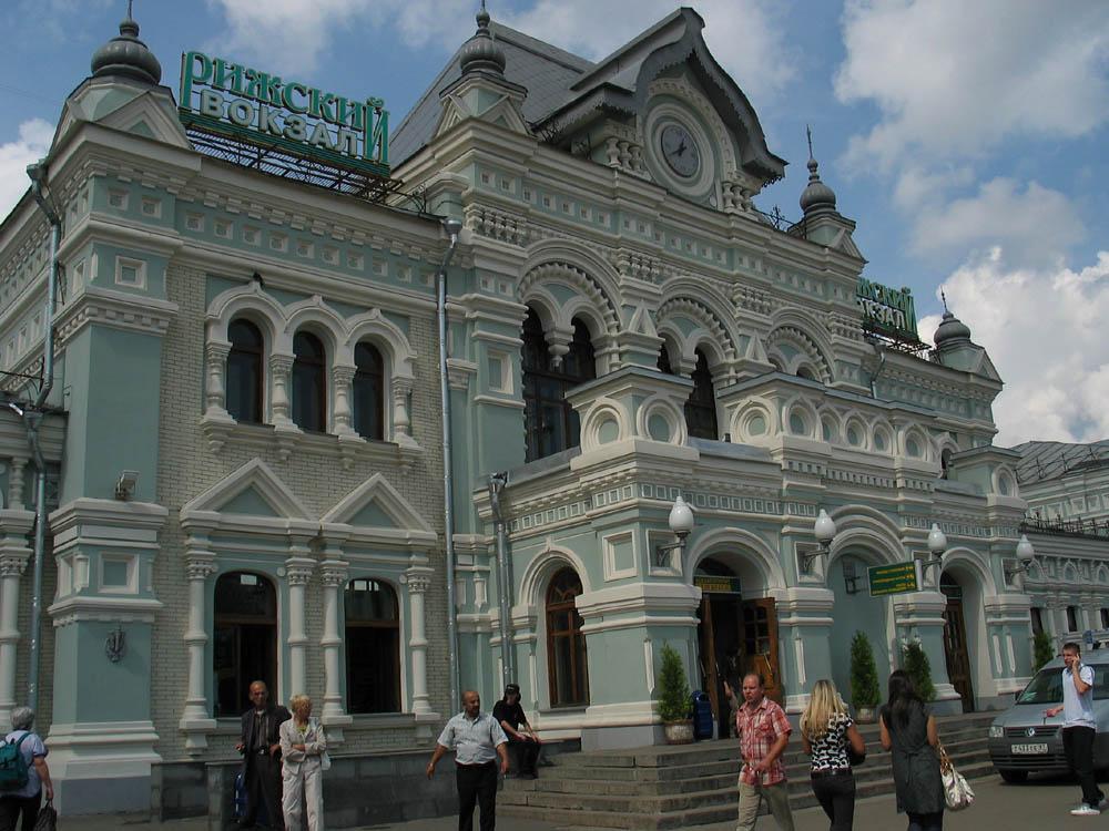 Moskaureise 15