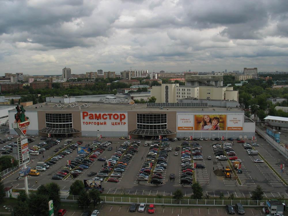 Moskaureise 2