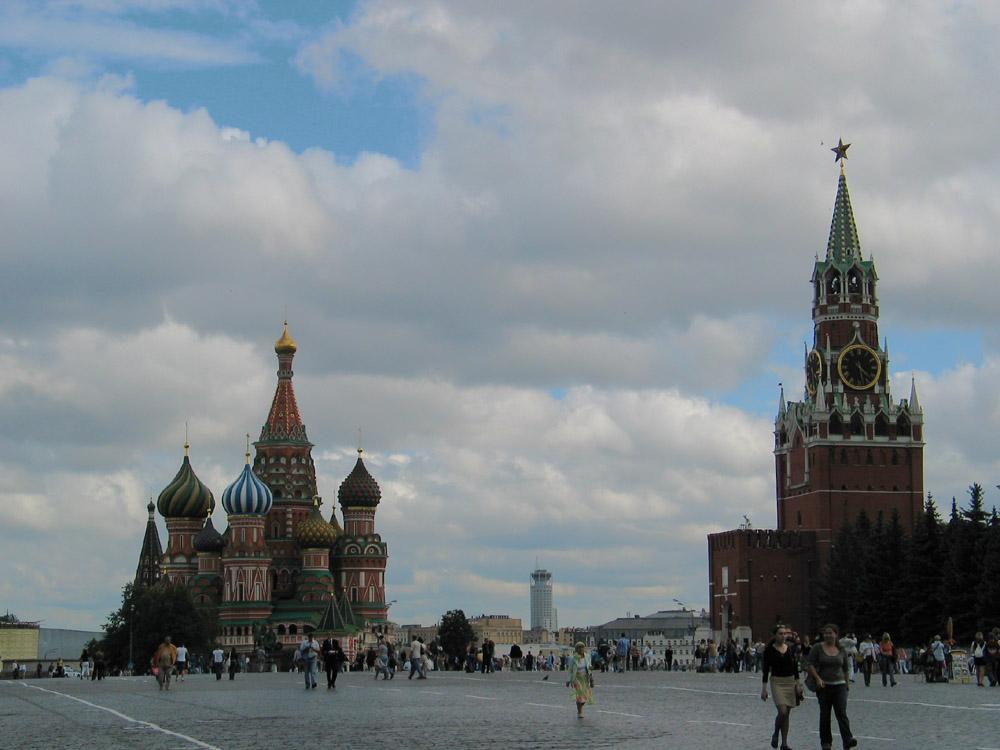Moskaureise 4