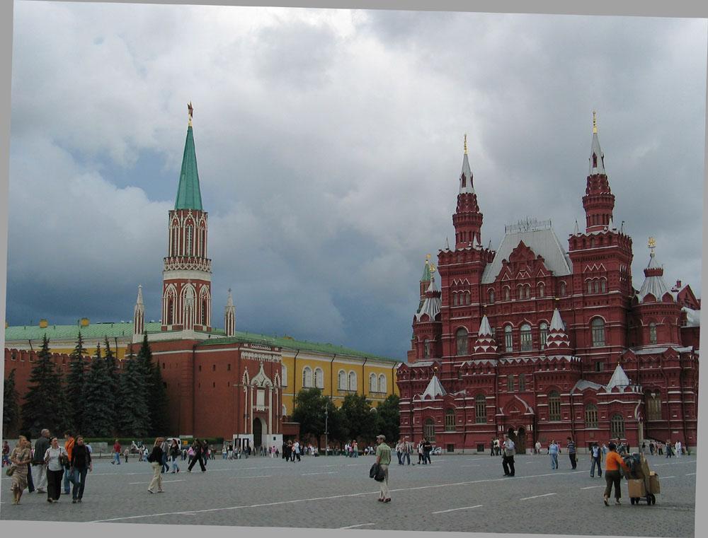 Moskaureise 5
