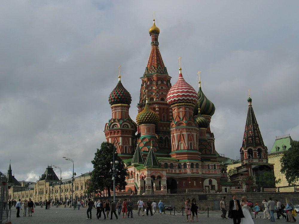 Moskaureise 8