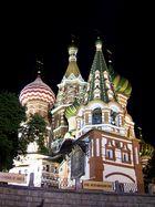 Moskva bei Nacht
