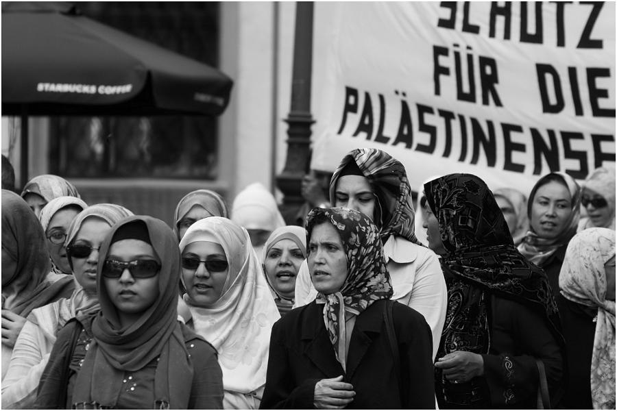 Moslemische Frauen