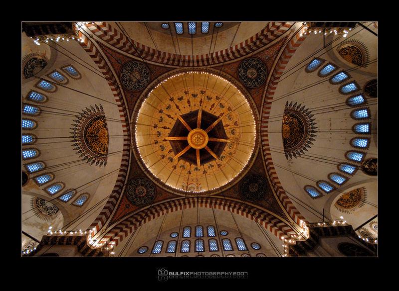 Mosque of Süleymaniye