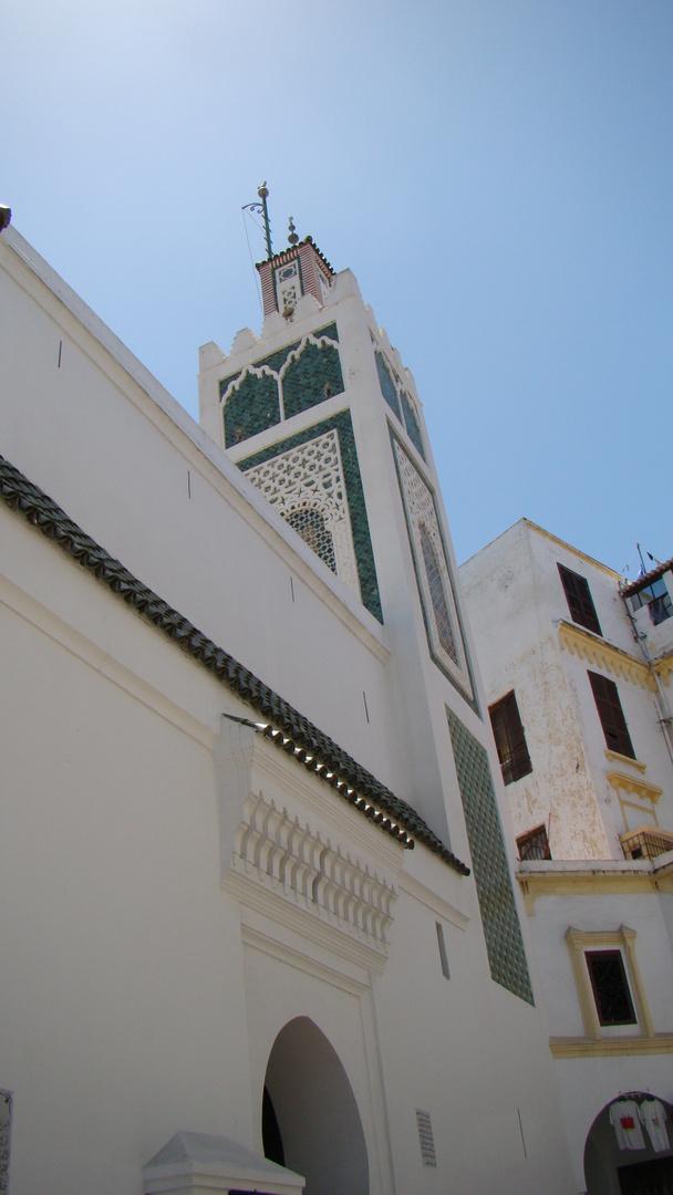 Mosquée à Tanger