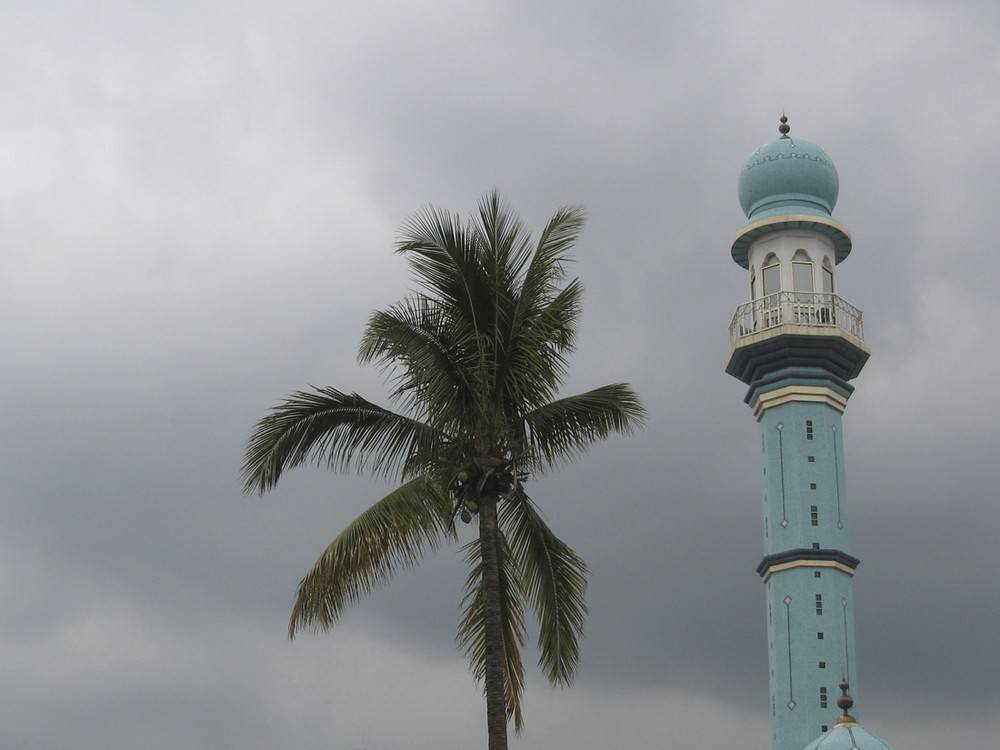 Mosquée de saint Louis