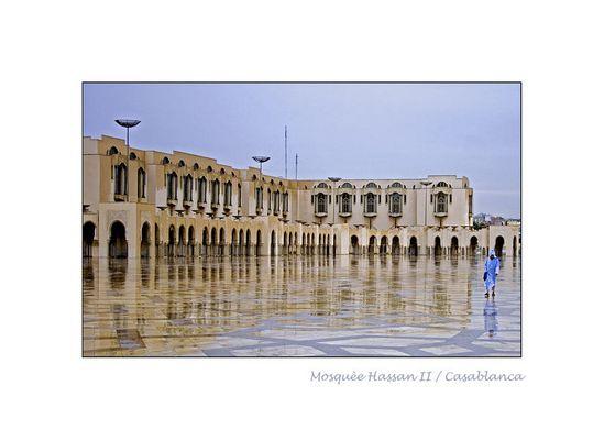 Mosquèe Hassan II / Casablanca