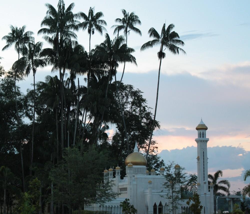 mosquée sultan omar ali saifiddin,brunei