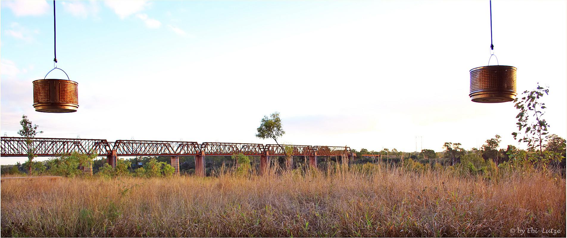 *** Mosquito Defence / Burdekin River Qld.