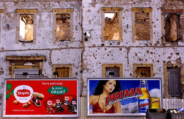 Mostar, renaissance partielle