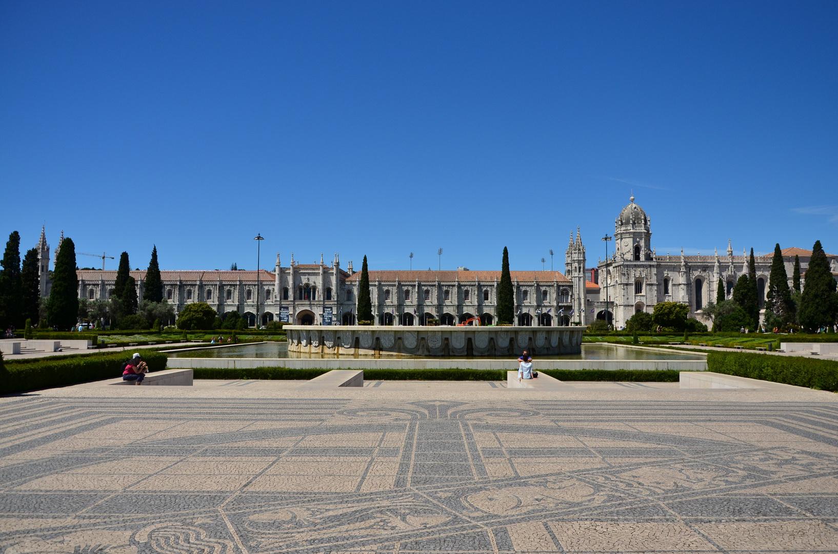 Mosteiro d Jerónimos