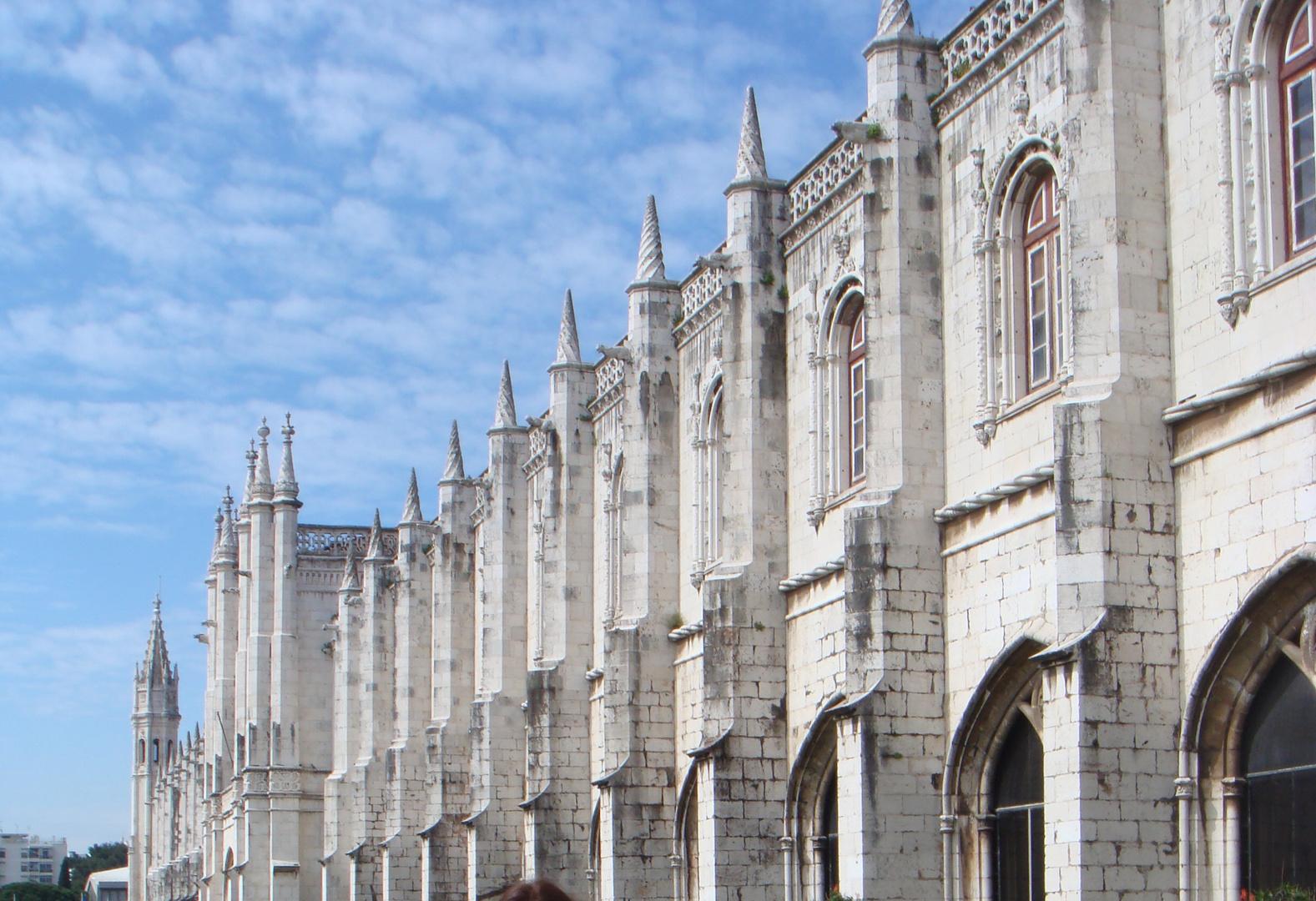 Mosteiro dos Jerônimos- Belém- Lisboa