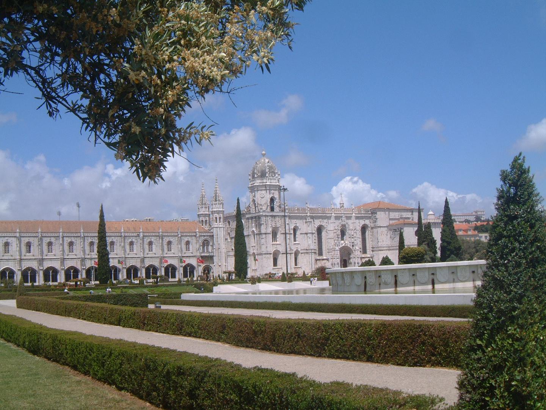 Mosteiro dos Jeronimos de Belem