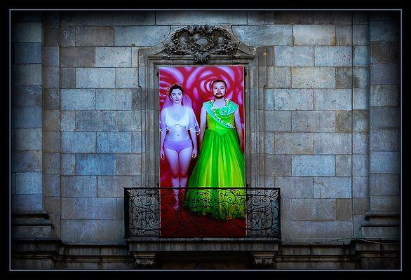 """Mostra collettiva """"Barcellona: In&Out"""" - 5. Per la Rambla"""