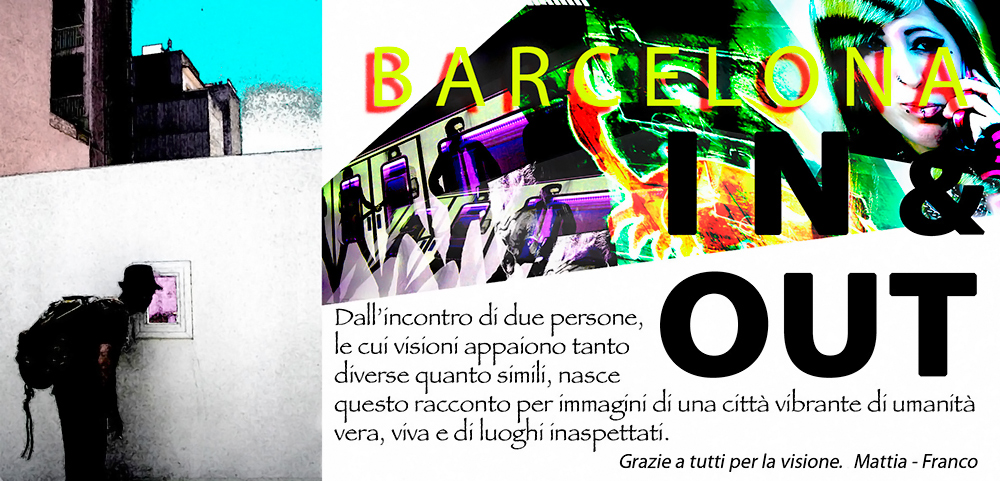 "Mostra collettiva ""Barcellona: In&Out"""