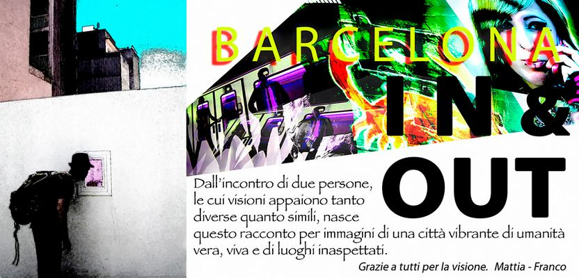 """Mostra collettiva """"Barcellona: In&Out"""""""