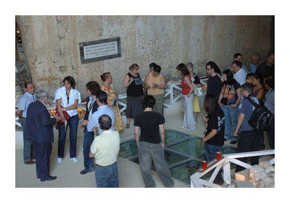 """Mostra collettiva """"Ci parlano..."""" - Visita all'Ossario delle Fontanelle, Napoli - 12."""