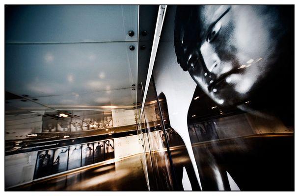 """Mostra collettiva """"... dal buio infero alla città di luce"""" - 3. Metroeffimero"""