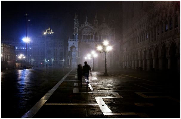 Mostra collettiva Fiorentini-Lattuada: 06 - ONE NIGHT IN VENICE 01:45