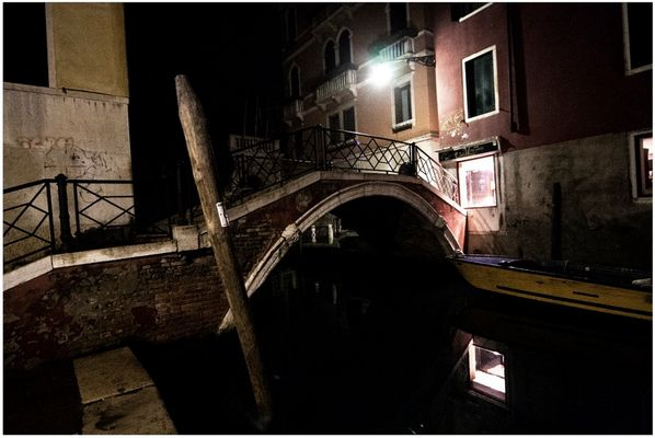 Mostra collettiva Fiorentini-Lattuada: 10 - ONE NIGHT IN VENICE 02:08